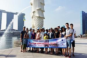 TOUR SINGAPORE - SENTOSA - GARDEN BY THE BAY Dịp 2/9