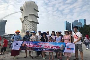 Tour Singapore: Sentosa - Garden by the bay thứ 7 hàng tuần tháng 10, 12/2018
