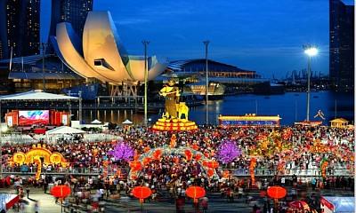 1.001 lý do Singapore thu hút du khách dịpcuối năm