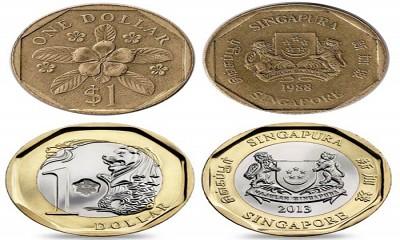 Đồng xu may mắn Singapore nói lên điều gì?