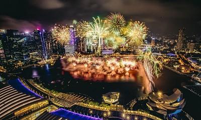 Hòa Mình Vào Ba Lễ Hội Cuối Năm Tuyệt Vời Bậc Nhất Singapore