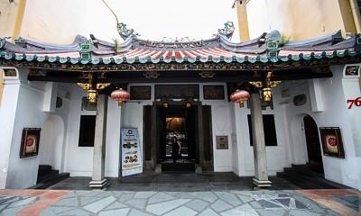 Khách sạn Singapore: độc – lạ khi nằm trong đền cổ