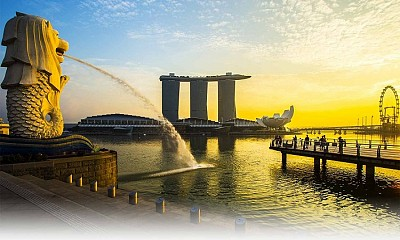 Khám Phá Linh Vật Quen Thuộc Và Nổi Tiếng Của Singapore