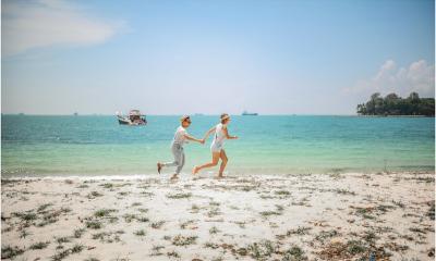 Lazarus – Hòn đảo đẩy hoang sơ tại Singapore
