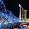 Chiêm ngưỡng cầu Helix Singapore