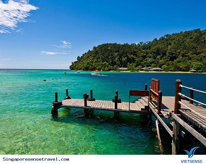 Đảo Rồng Tioman - Ảnh 2