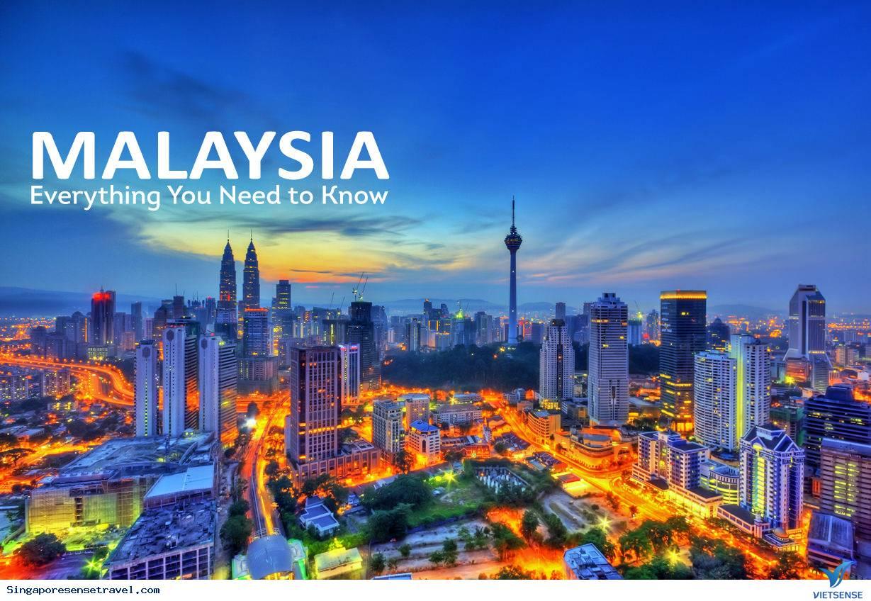 10 lưu ý cực kỳ quan trọng khi du lịch Malaysia ,10 luu y cuc ky quan trong khi du lich malaysia