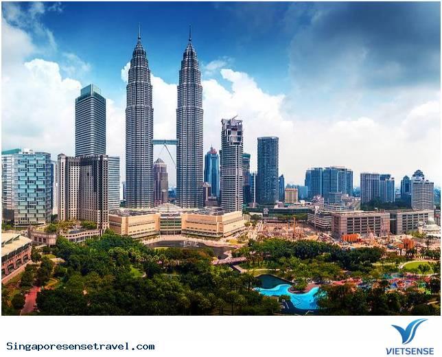 3 điểm ngắm cảnh từ trên cao ở Malaysia
