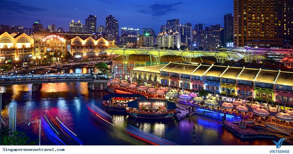 4 ngày tự mình khám phá Singapore,4 ngay tu minh kham pha singapore