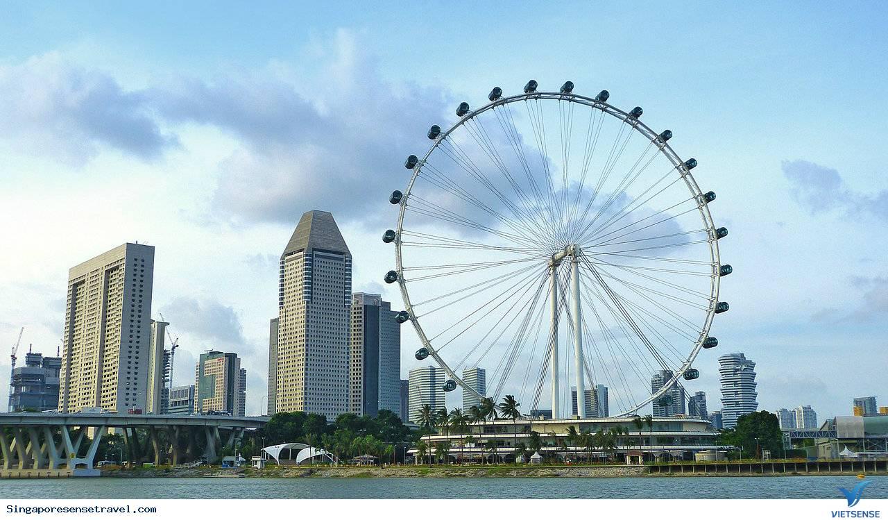 5 công trình kiến trúc đặc sắc của Singapore - Vietsense Travel
