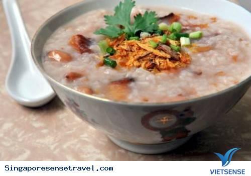 Bật mí cách đầu bếp Singapore nấu cơm và cháo cực ngon