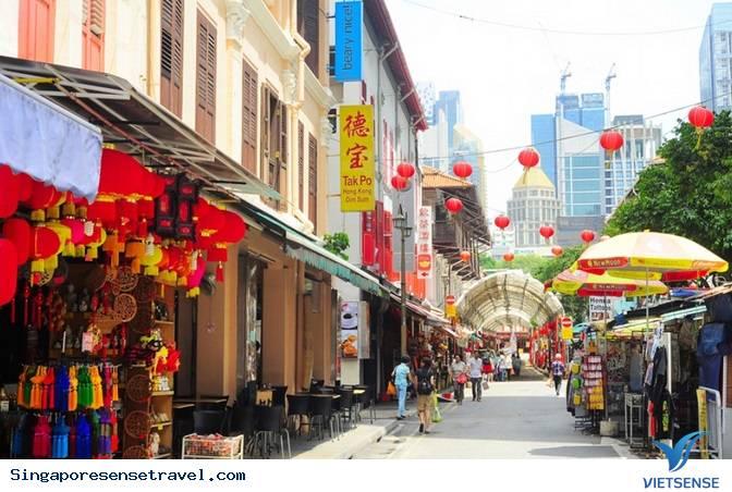 Bật Mí Những Món Ăn Giá Rẻ Khi Đi Du Lịch Singapore