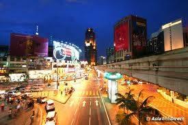 Bukit Bintang phố mua sắm nổi tiếng nhất Malaysia