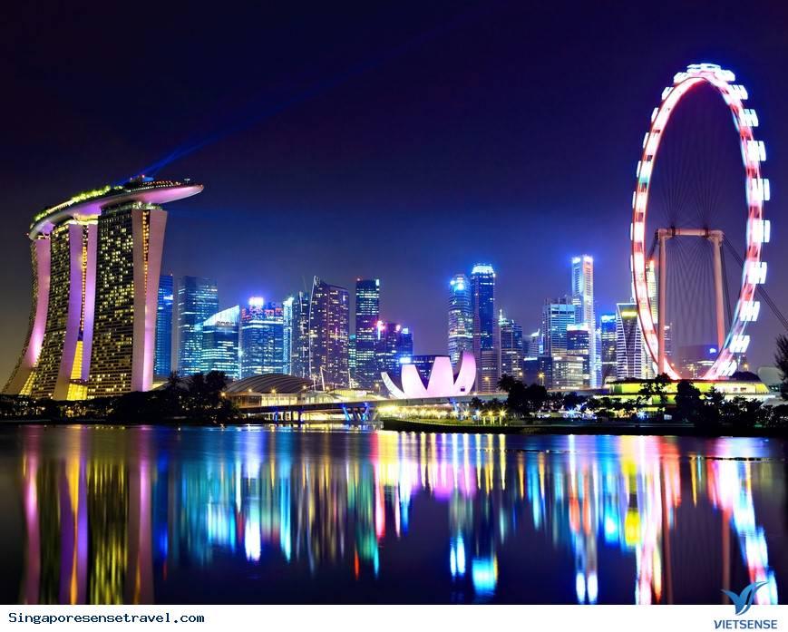 Các địa điểm mà bạn nên ghé thăm khi đi du lịch Singapore