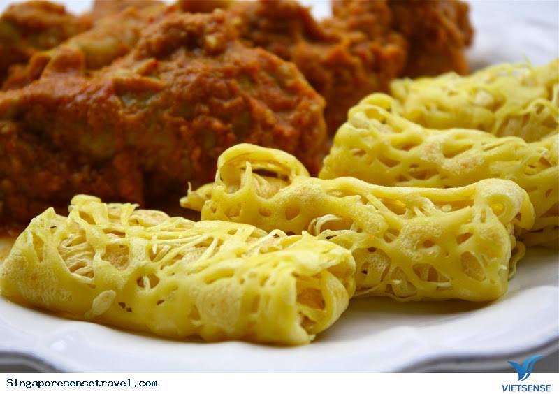 Các món ăn độc đáo của Malaysia, Am thuc Malaysia
