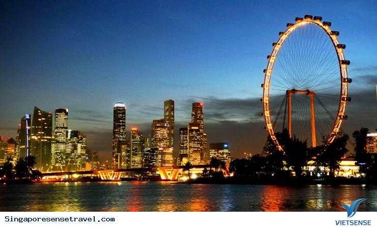 Chia sẻ cực hay của 9x khi du lịch tại Singapore.
