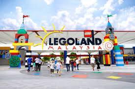 Công viên Legoland - khu giải trí legoland đầu tiên của Châu Á