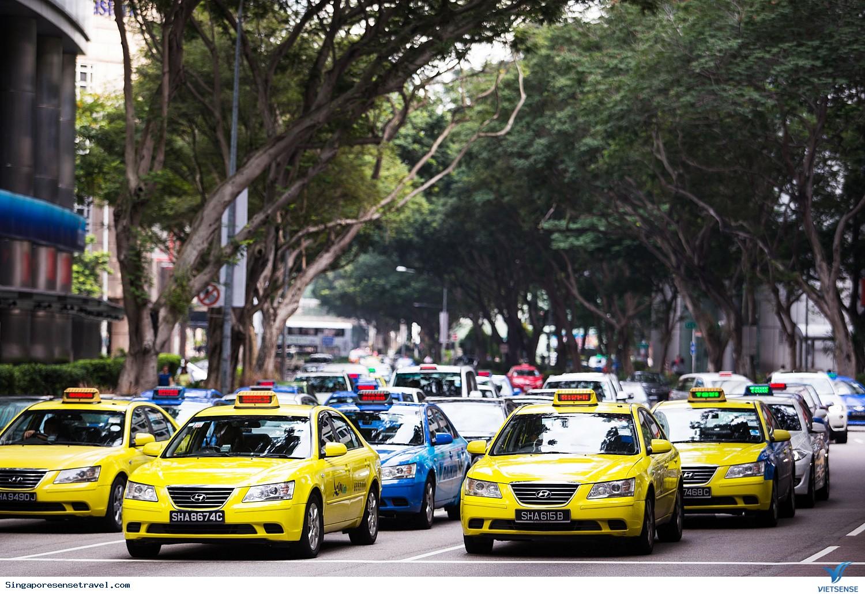 Đến Singapore sử dụng phương tiện công cộng chính gì để di chuyển?