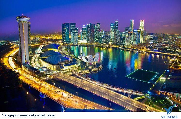 Đi Tìm Hành Trình Cá Chép Hóa Rồng Của Singapore