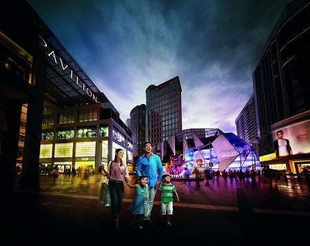 Địa điểm mua sắn của Malaysia