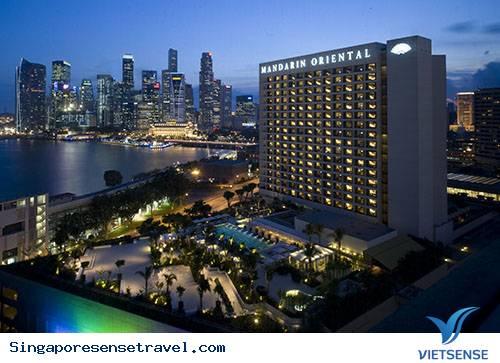 Du lịch Singapore - 5 khách sạn đẳng cấp nhất Singapore