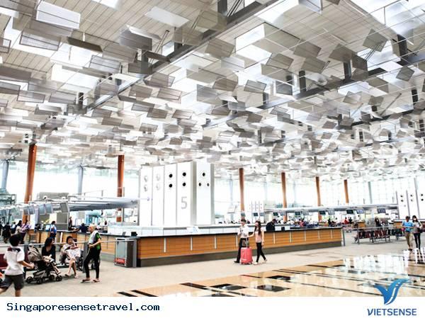 Du lịch Singapore - các nhà hàng nên ghé ở sân bay Singapore