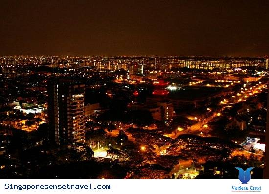 Du Lịch Singapore Những trải nghiệm thú vị về đêm ở Singapore
