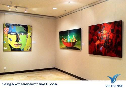 Du lịch Singapore - Top 10 khách sạn có tính nghệ thuật ở Singapore