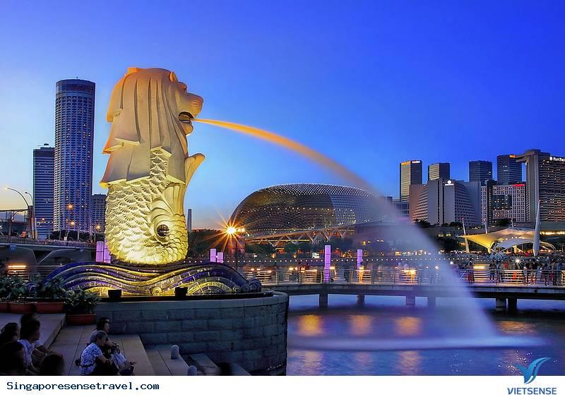 Du lịch Singapore những điều bạn nên biết