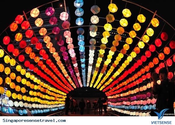 Khám phá các lễ hội độc đáo hàng năm tại Singapore