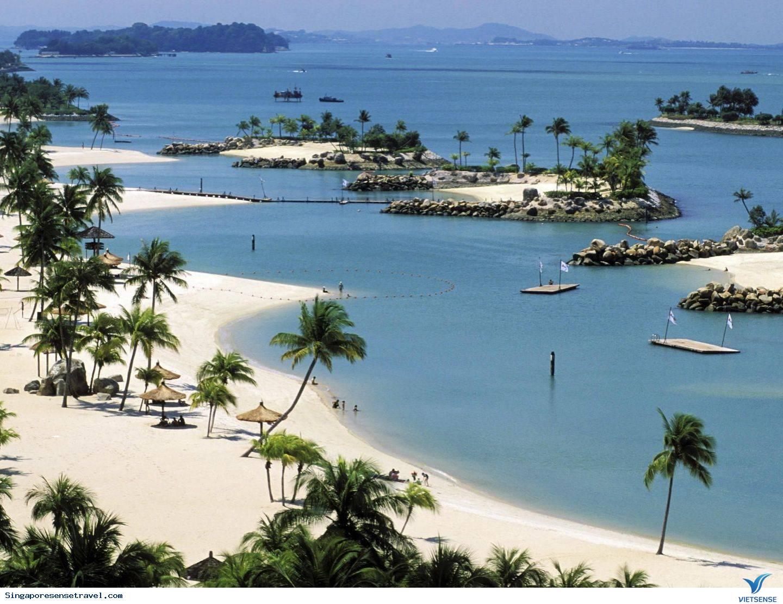Khám phá những hòn đảo thanh bình tại Singapore