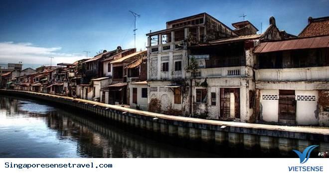 Khám phá thành phố cổ Malacca - Malaysia,kham pha thanh pho co malacca  malaysia