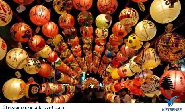 Khởi động mùa lễ hội đón Tết Nguyên Đán tại Singapore - Ảnh 1