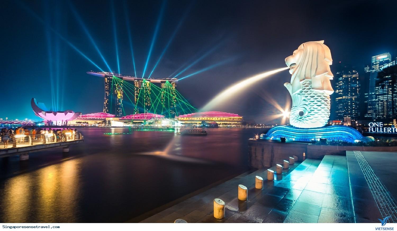Kinh nghiệm du lịch Singapore tự túc 2018