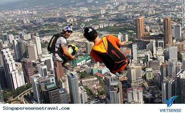 Lễ hội nhảy tháp quốc tế Malaysia