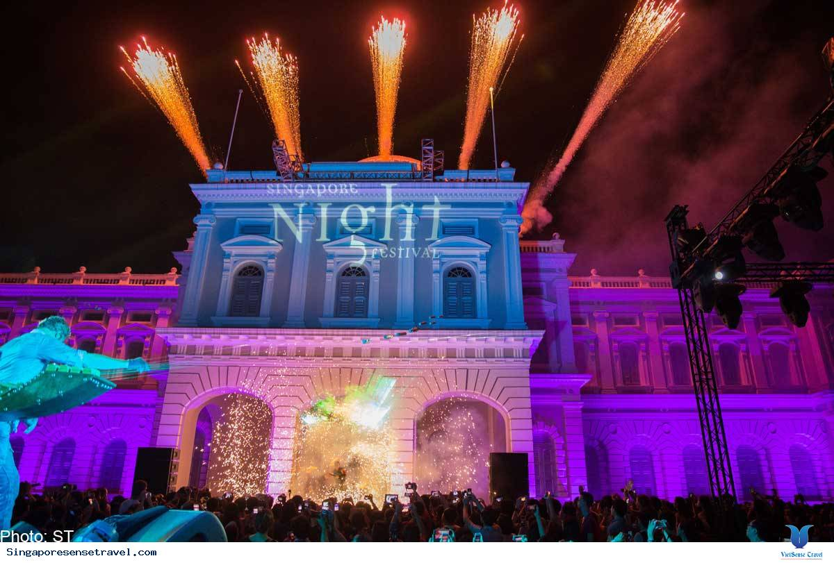 Mở Rộng Tầm Mắt Với Lễ Hội Singapore Nights Festival,mo rong tam mat voi le hoi singapore nights festival