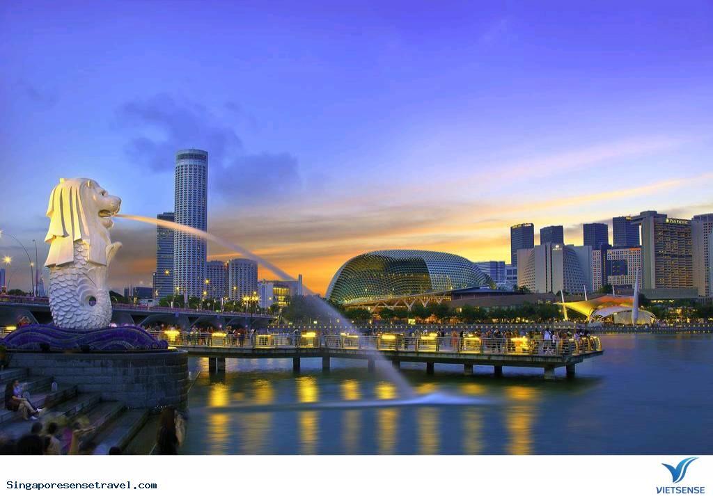 Nên đi du lịch Singapore vào tháng mấy - Vietsense Travel