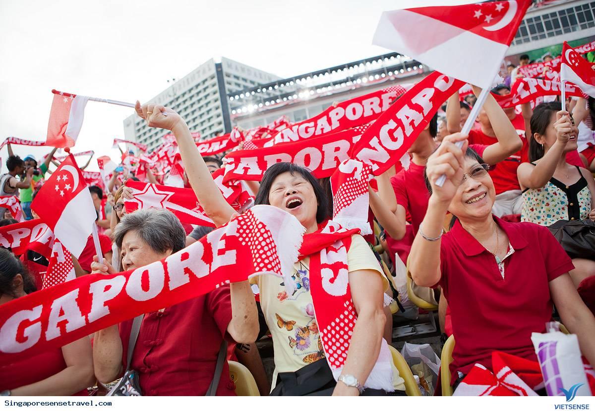Ngày quốc khánh Singapore