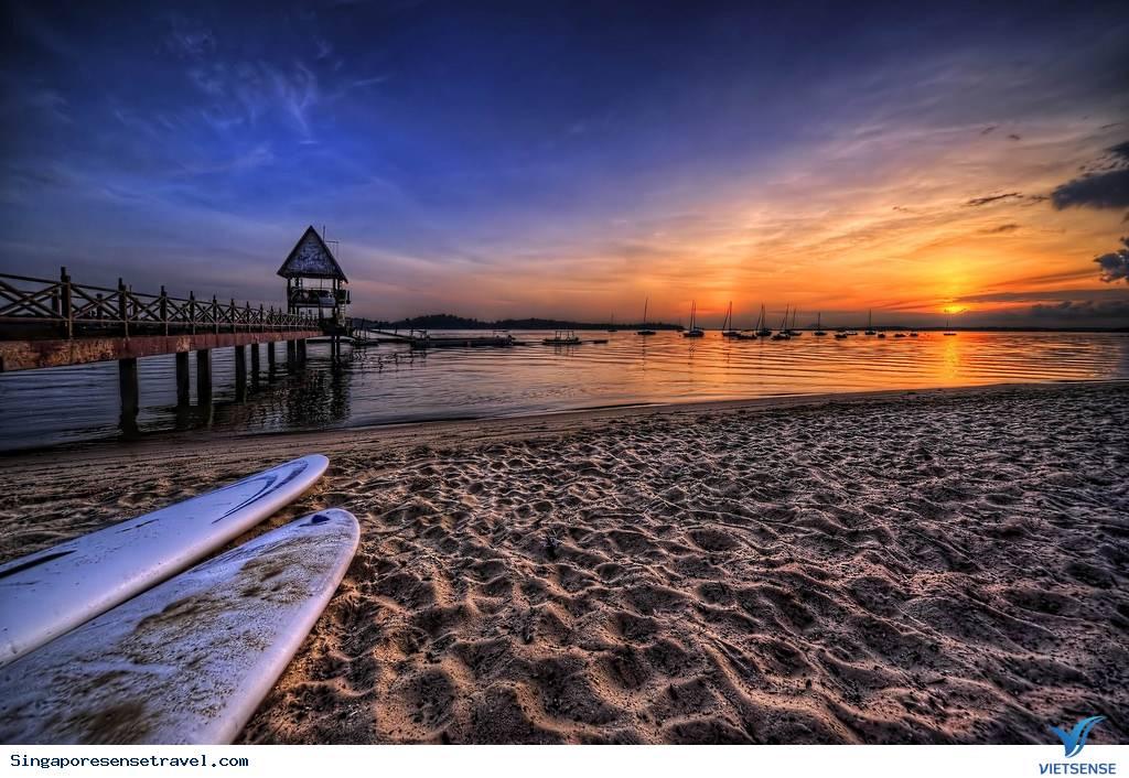 Những bãi biển không thể bỏ qua khi đi du lịch Singapore,nhung bai bien khong the bo qua khi di du lich singapore