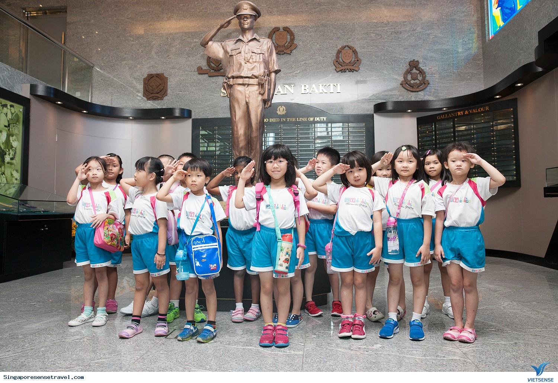 Những bảo tàng giúp bé định hướng nghề nghiệp ở Singapore