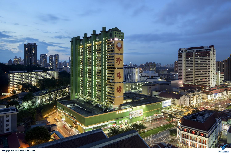Những địa điểm tốt nhất để đổi tiền ở Singapore