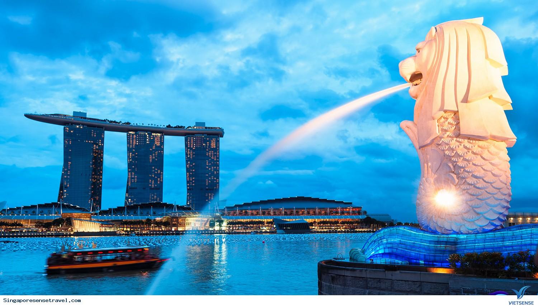 hững điều cần biết khi đi du lịch Singapore