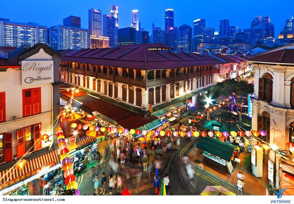 """Những khu phố cực """"ăn ảnh"""" ở Singapore"""