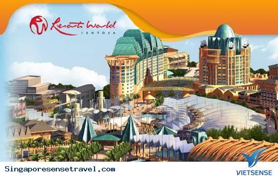 Resorts World Sentosa Singapore - Điểm Đến Không Thể Bỏ Qua Tại Châu Á