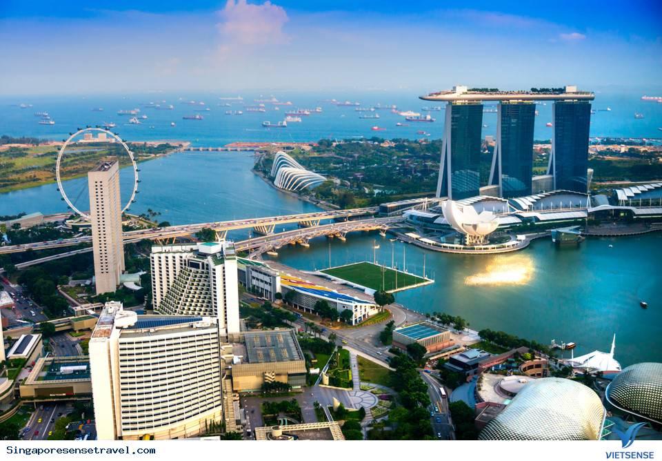 Đảo quốc Singapore xếp số 1 trong danh sách điểm du lịch an toàn nhất thế giới