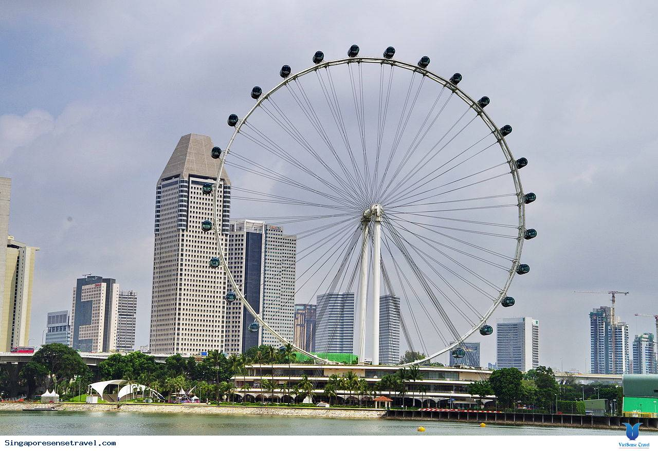 Singapore Flyer,Singapore Flyer