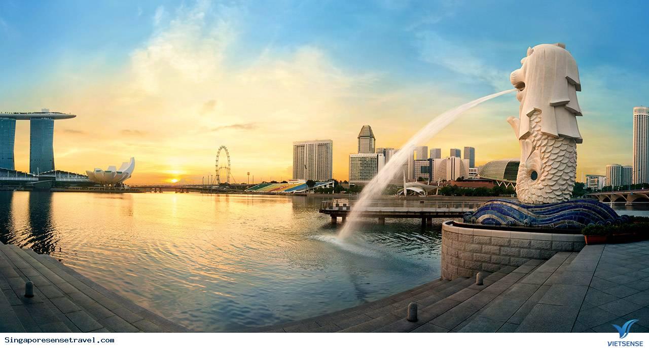 Thời tiết Singapore như thế nào - Du lịch Vietsense Travel