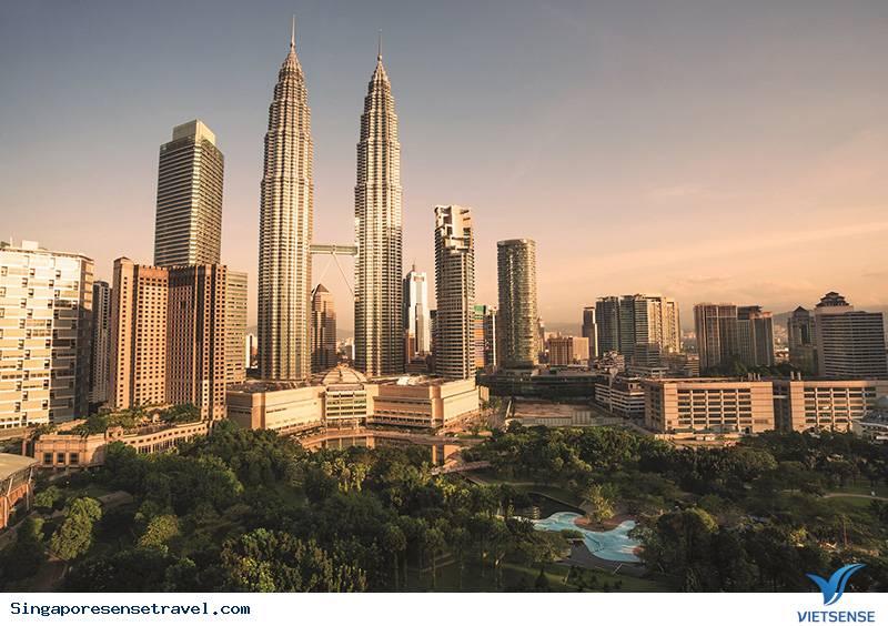 Thời tiết tại Malaysia - Tour du lịch Malaysia cùng Vietsense