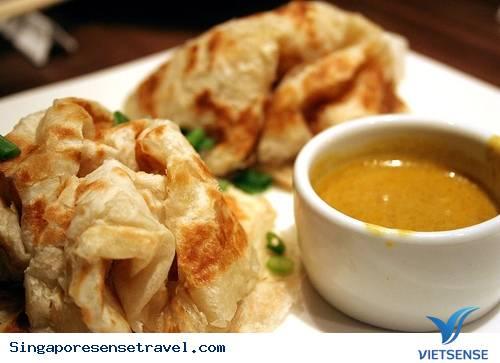 Thưởng thức hương vị món Roti Prata