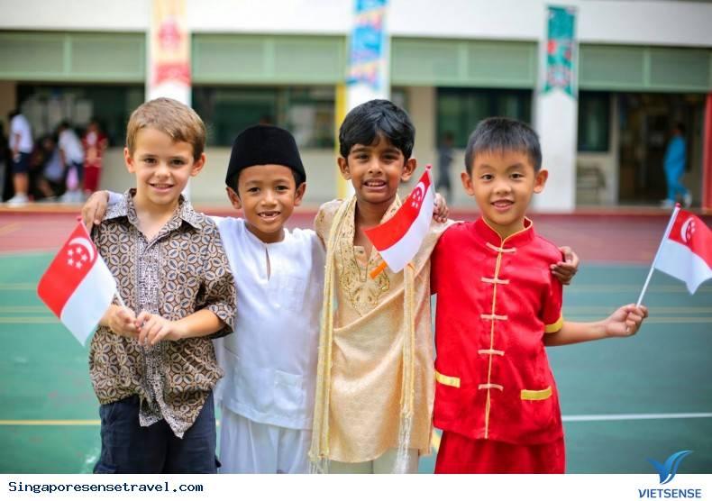 Tìm hiểu nét đặc trưng của người dân Singapore cùng Vietsense
